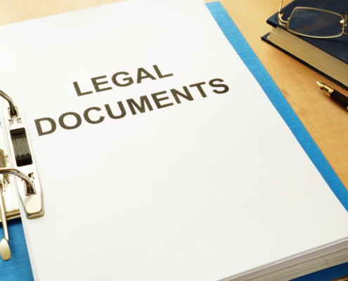 Important and Legal Documents